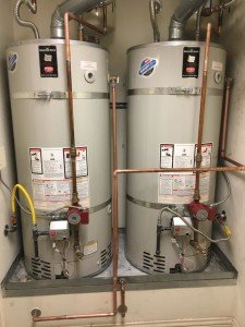 Commercial Water Heaters Are One Of Johnson Plumbing's Specialties