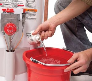 hot water tank repair services