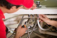 Water Leaks Inside The Home Can Be Silent Johnson Plumbing