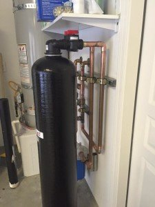 Johnson Plumbing installs Water Softener Systems