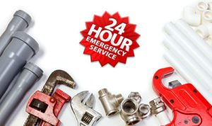 24 hour emergency plumbing Johnson plumbing