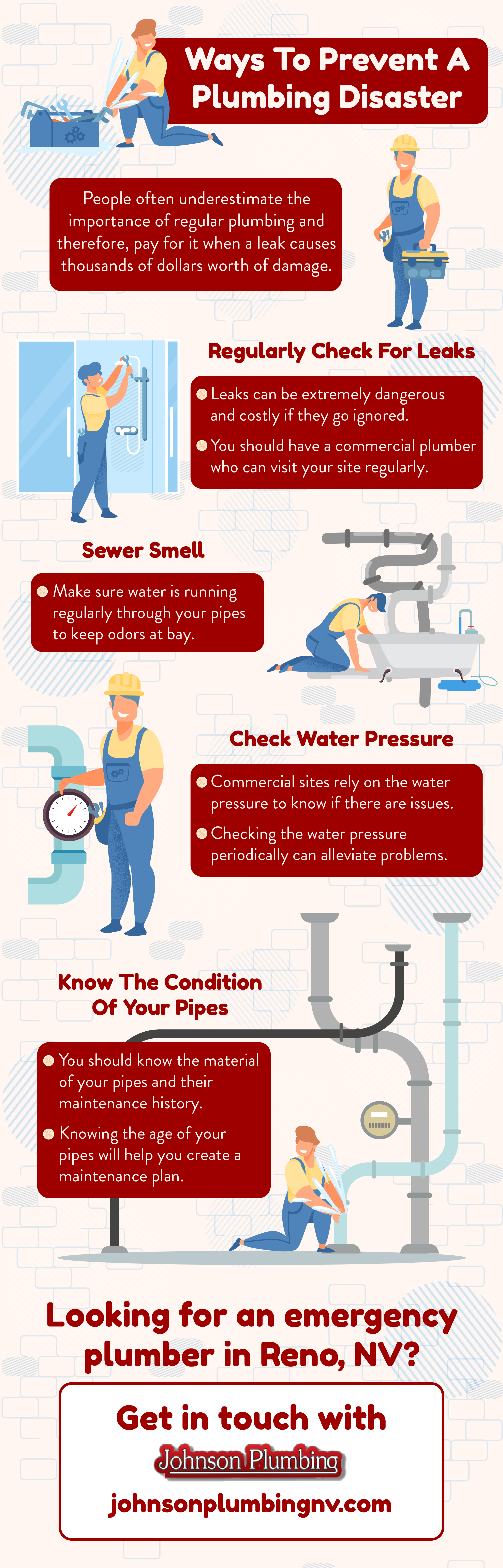 Ways to Prevent A Plumbing Disaster