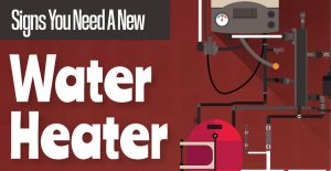Signs You Need A New Water Heater