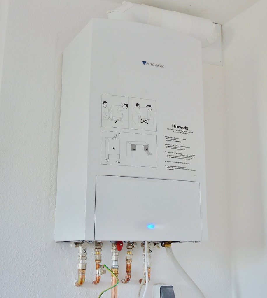 6 Reasons to Hire a Professional to Install Your Water-Heater